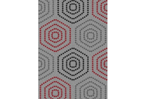 Sualsa Teppich   Frisse J21 Gray