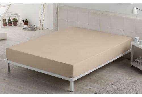 Bajera ajustable COMBI LISOS. 100% algodón (200 hilos) 138-PIEDRA