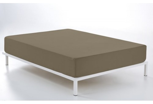Bajera ajustable COMBI LISOS. 100% algodón (200 hilos) 253-VISON