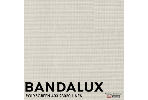 Estor Enrollable Premium Plus | Polyscreen 403 Bandalux