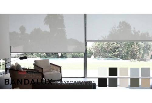Roller Shade Bandalux Premium Plus | Polyscreen 351