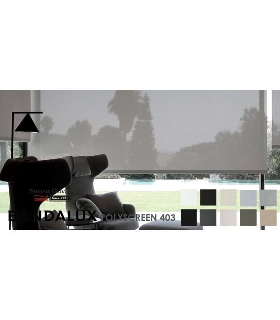 Rollo Maßanfertigung Bandalux Premium Plus | Polyscreen 403