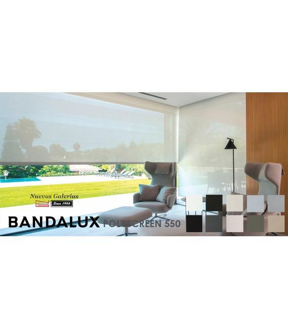 Store enrouleur Bandalux Premium Plus   Polyscreen 550