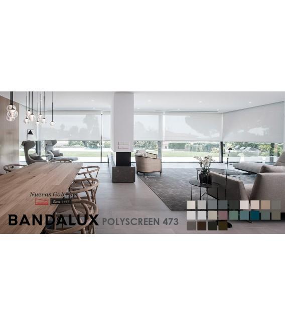 Store enrouleur Bandalux Premium Plus   Polyscreen 473