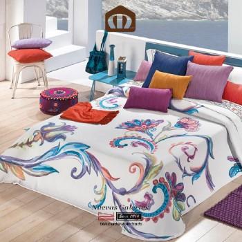 Manterol Bedcover 630-15 | Alegra Blue
