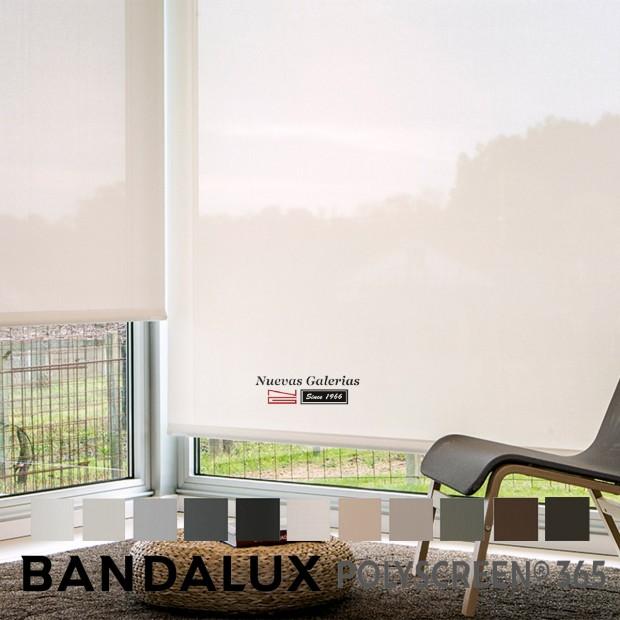 Estor Enrollable Premium Plus   Polyscreen 365 Bandalux