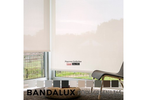 Tenda a Rullo Bandalux Premium plus | Polyscreen 365