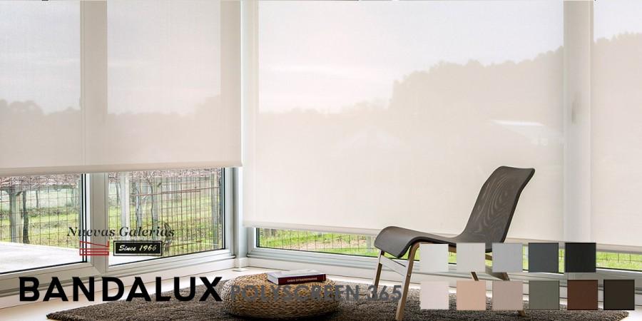 Rollo Maßanfertigung Bandalux Premium Plus | Polyscreen 365