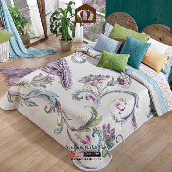 Manterol Bedcover 630-09 Alegra Violet
