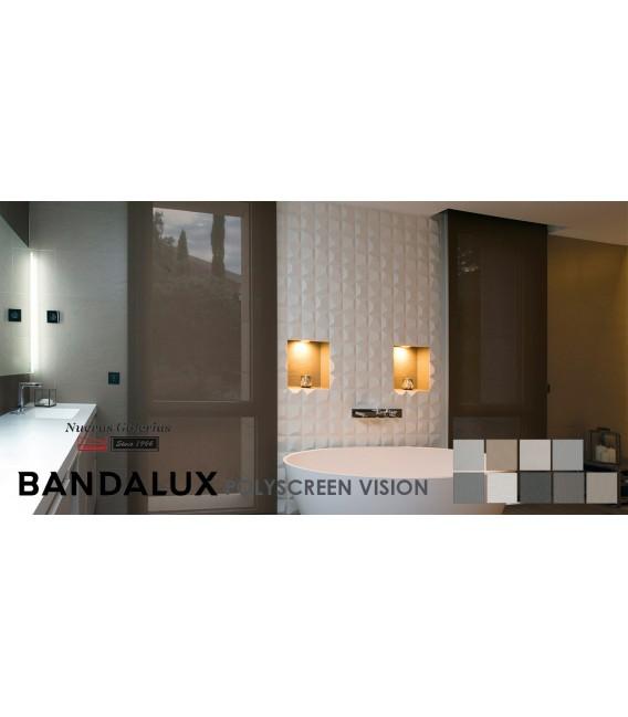 Roller Shade Bandalux Premium Plus | Polyscreen Vision