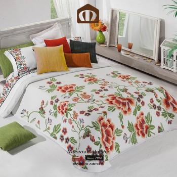 Colcha Jacquard Manterol 631 05 | Carmen Verde