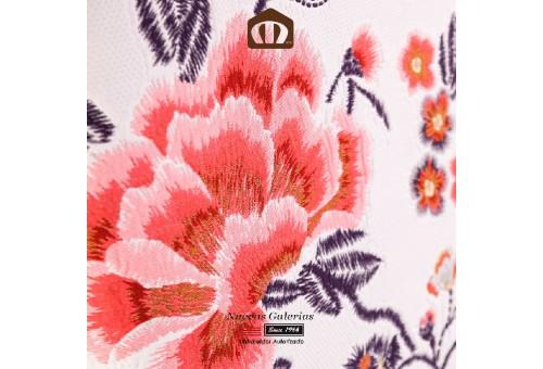 Manterol Bedcover 631-10 | Carmen Red