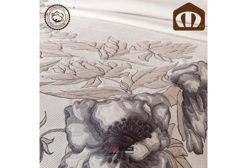 Colcha Algodón Jacquard Manterol 127 06 | Blume Beig
