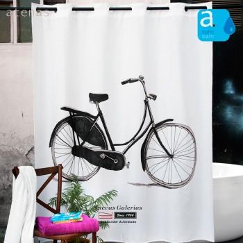 Atenas Shower Curtain | 216 Bicycle