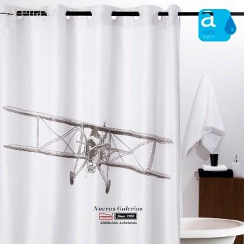 Atenas Shower Curtain | 217 Avioneta