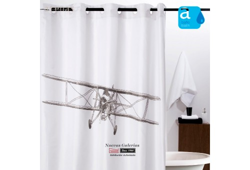 Atenas Shower Curtain | 217 Avioneta