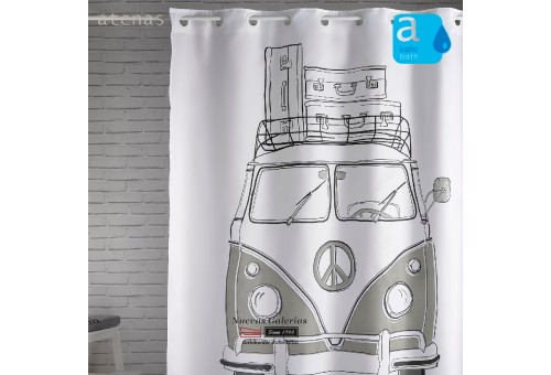 Atenas Shower Curtain | 240 Van