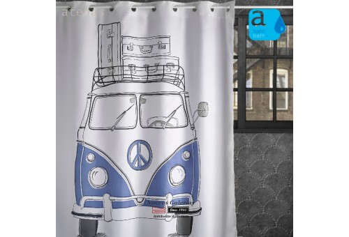 Atenas Shower Curtain | 240 Van