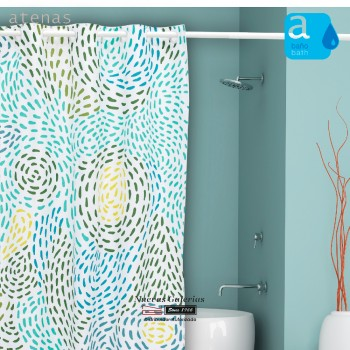 Atenas Shower Curtain | 231 Orion