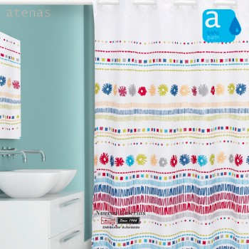 Atenas Shower Curtain | 232 Perseo