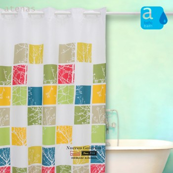 Atenas Shower Curtain | 233 Antares