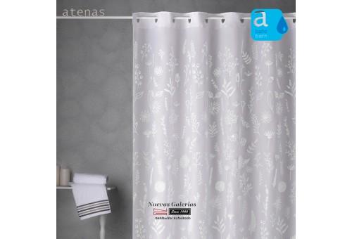 Atenas Shower Curtain | 245 Ramitas