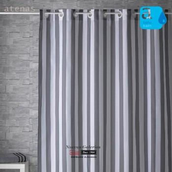 Atenas Shower Curtain | 246 Rayas