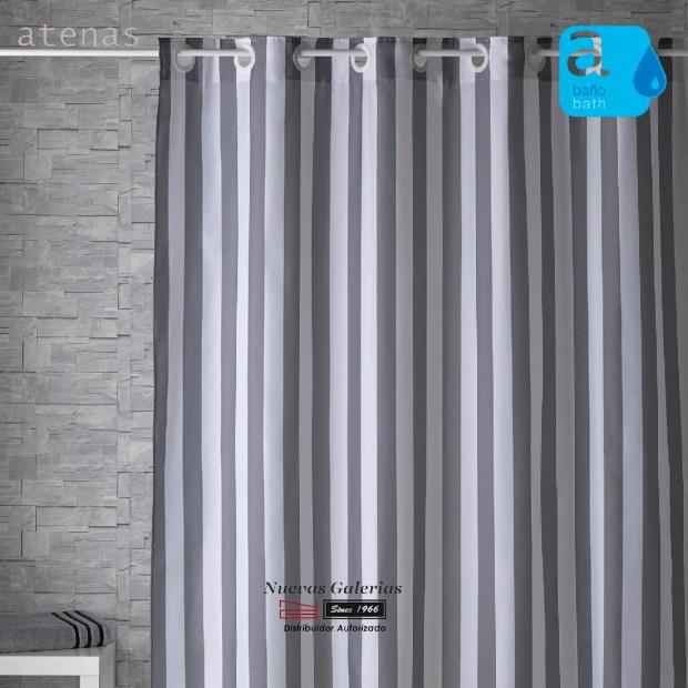 Atenas Shower Curtain   246 Rayas