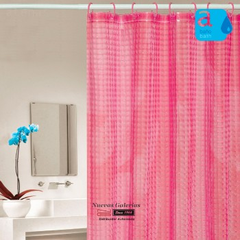 Atenas Shower Curtain | 107 Bubbles