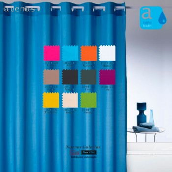 Atenas Shower Curtain | 1040 Magica Color
