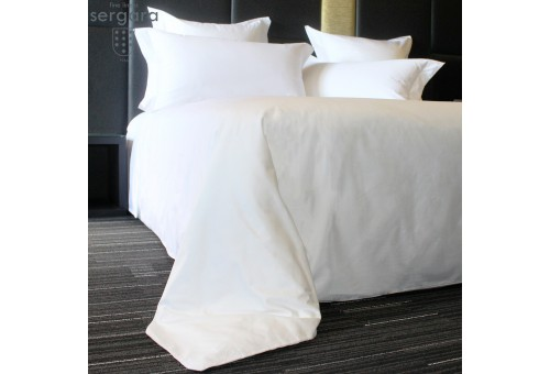 Sergara Duvet Cover 600 Thread Egyptian Cotton Sateen | Essencial