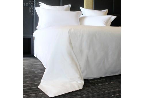 Sergara Duvet Cover 600 Thread Egyptian Cotton Sateen   Essencial