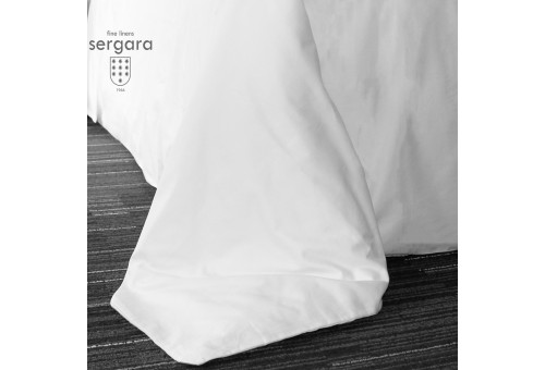 Housse de couette Sergara de coton Égyptien 600 fils | Essencial