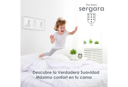 Fundas de Almohada Sergara | Essencial 600 hilos