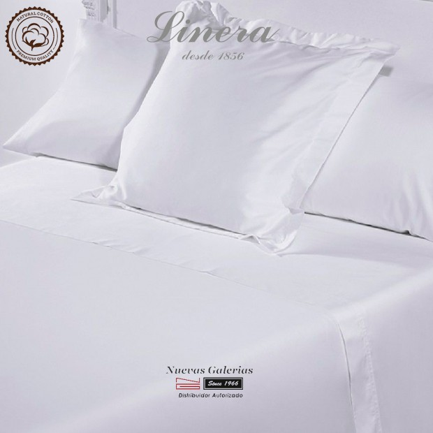 Linera Sheet Set 300 Thread Cotton | Luxury White