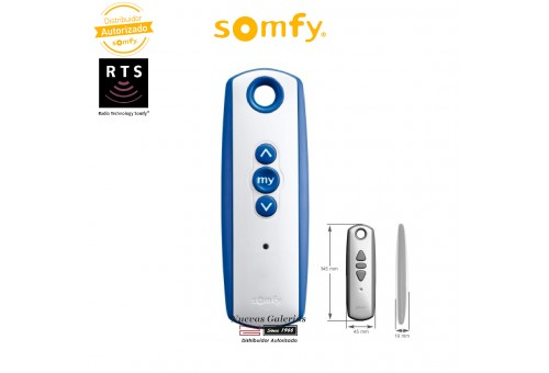 Telis 1 RTS Patio Remote Control | Somfy