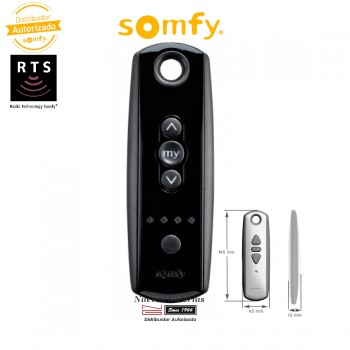 Telecomando multicanale radio RTS Telis 4 Lounge | Somfy