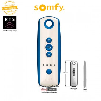 Telis 4 RTS Patio Remote Control | Somfy