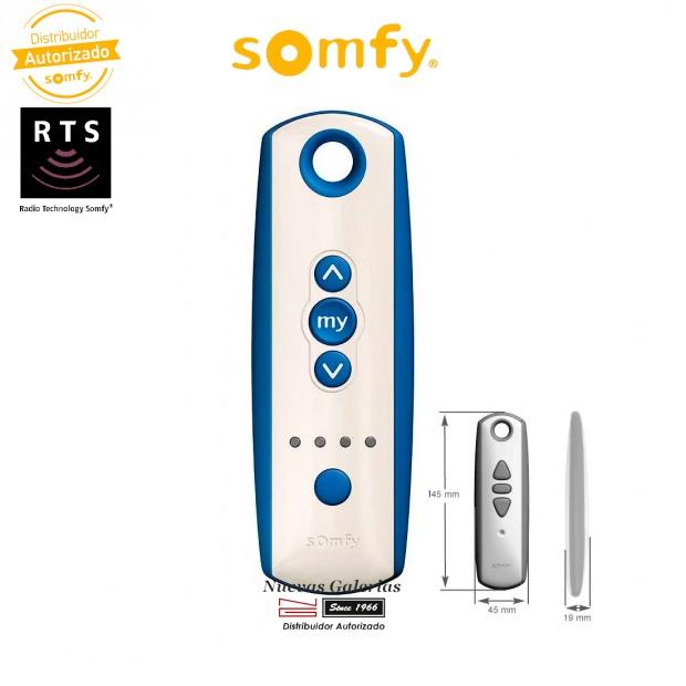 Telecomando multicanale radio RTS Telis 4 Patio | Somfy