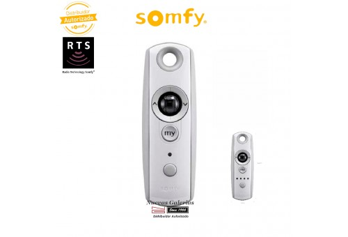 Telis Modulis 1 RTS Pure Remote Control | Somfy