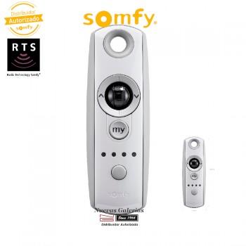 Telecomando multicanale radio RTS Telis Modulis 4 Pure | Somfy