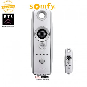 Telis Modulis 4 RTS Pure Remote Control | Somfy