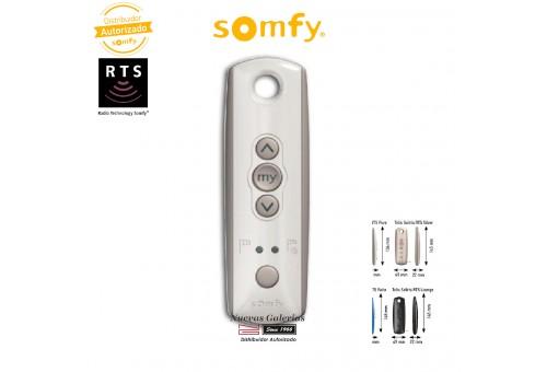 Télécommande Telis Soliris 1 RTS Pure | Somfy