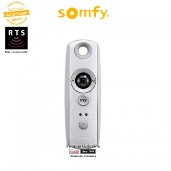 Mando a distancia Telis Modulis Soliris 1 RTS Pure - 1810764 | Somfy