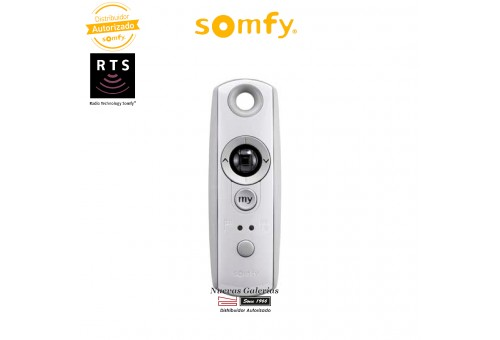 Télécommande Telis Modulis Soliris 1 RTS Pure | Somfy