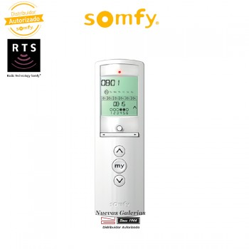 Mando a distancia Telis Chronis 6 RTS Pure - 1805209 | Somfy