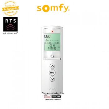 Télécommande Telis Chronis 6 RTS Pure | Somfy