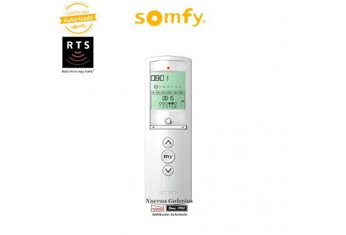 Telecomando multicanale radio RTS Telis Chronis 6 Pure | Somfy
