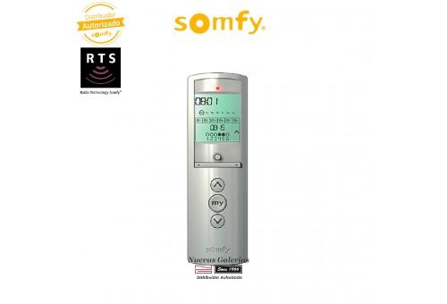 Mando a distancia Telis Chronis 6 RTS Silver | Somfy