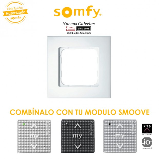 Marco Smoove Pure | Somfy